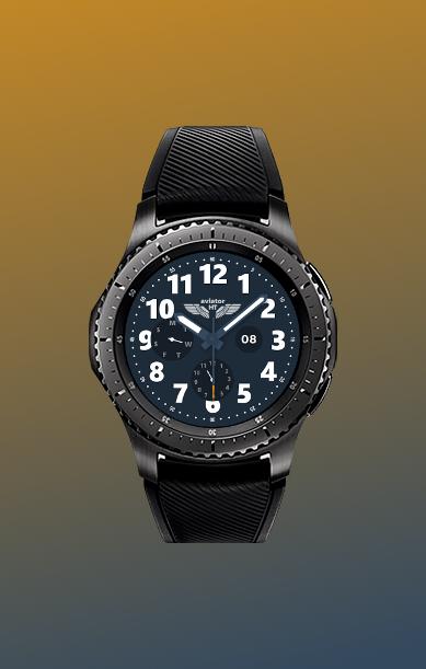 watchface aviador gear