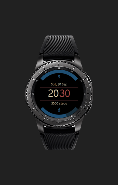 bip dark watch