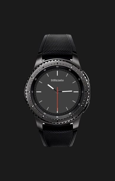 stilizzato classic watchface
