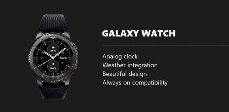 galaxy watch s4 features