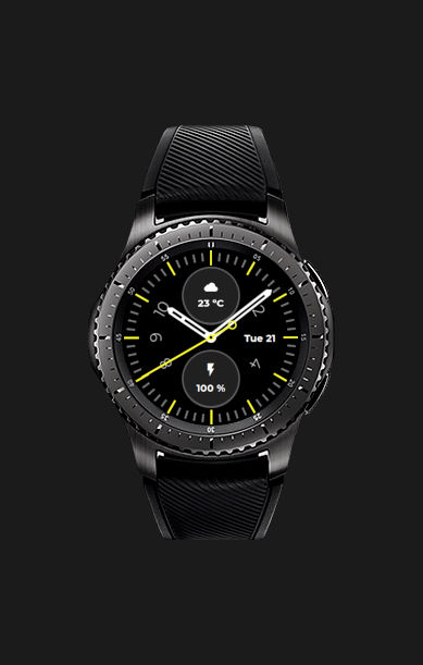 galaxy watch s4 normal