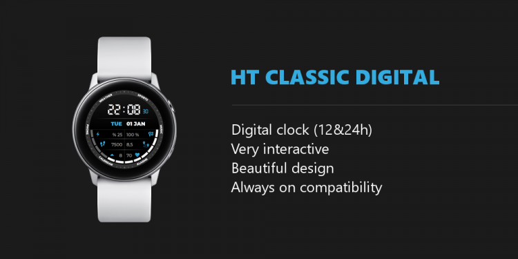 ht classic digital features