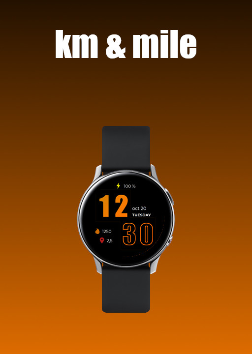 km-mile